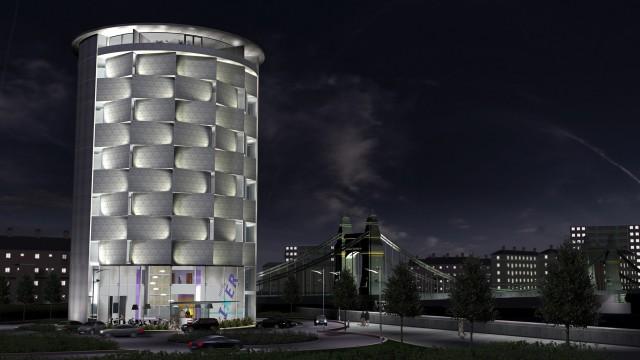 Hotel Ixer, global concept design