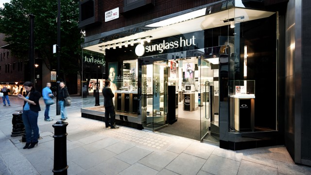 Flagship store in London's Covent Garden