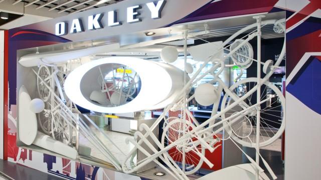 Oakley, Olympic kiosk