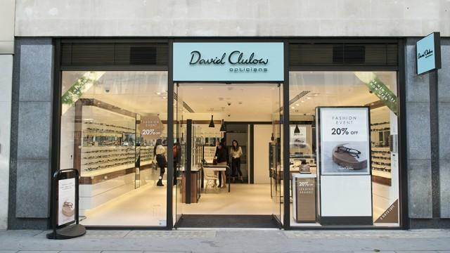 David Clulow new generation store, Cheapside, London, UK