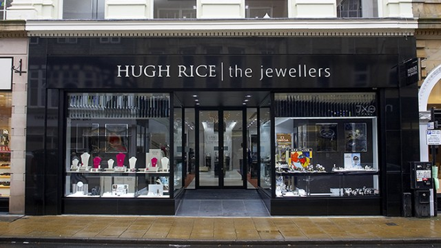 Hugh Rice, Harrogate: a successful launch into a new region