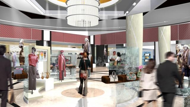 Dubai Fashion Villa, UAE